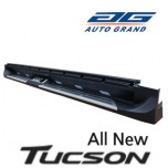[AUTO GRAND] Hyundai All New Tucson - LED Side Running Board Steps
