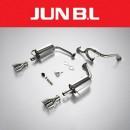 [JUN,B.L] KIA K3 - Twin Rear Section Muffler (JBLK-16K3NR)