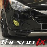 [SONIC AUTO] Hyundai Tucson iX - Lip Aeroparts Body Kit