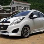[ZEST] Chevrolet Spark 2013 LS - Aeroparts Body Kit Full Set