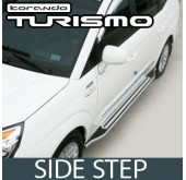 [AUTO GRAND] SsangYong Korando Turismo - Side Running Board Steps