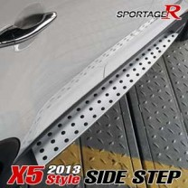 [TOMATO] KIA Sportage R - NEW X5-Style Side Running Board Steps