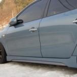 [ZEST] Hyundai i30 - Side Lips Aeroparts Set