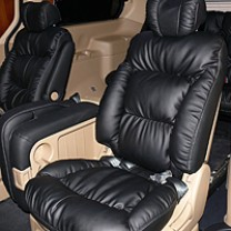 [SEATLINE] Hyundai Grand Starex - Premium Limousine Seat Cover Set (7 SEATS)
