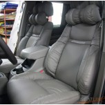 [SEATLINE] SsangYong Korando Turismo - Premium Limousine Seat Cover Set No.40 (8 Seats)