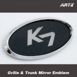 [ARTX] KIA New K7 - Mirror Tuning Emblem Set