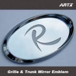 [ARTX] KIA Sportage R - Mirror Tuning Emblem Set