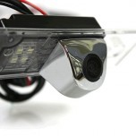 [CAREX] KIA - Fine View Rear View Camera with LED Number Plate Lighting