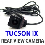 [SUPER I] Hyundai Tucson iX - Wide Angle Rear View Camera (Black/YF-7000)