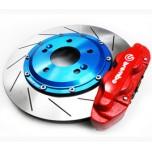 [DMS] Hyundai YF Sonata - 2-piece 12.6 Disc Rotor + Caliper Conversion Kit