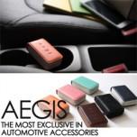 [AEGIS] Hyundai YF Sonata - Smart Pop Smart Key Leather Key Holder (4 Buttons)