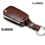 [KEINZ] Chevrolet Cruze - Folding Key Leather Key Holder (3 Buttons)