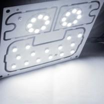 [LEDIST] KIA K3 Koup - LED Interior Lighting Full Kit