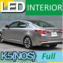 [LEDIST] KIA K5 - LED Interior & Exterior Lighting Full Kit (No Sunroof)