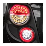 [IONE] Chevrolet Aveo 2011 - LED Tail Lamp Module TX Version