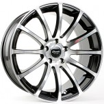 "Monza Japan Warwic SFT-012 19"" Alloy Wheels"
