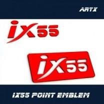 [ARTX] Hyundai Veracruz - Lettering Point Emblem ix55 - No.11