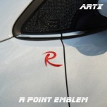 [ARTX] KIA Sorento R / Sportage R - Lettering Point Emblem R - No.7
