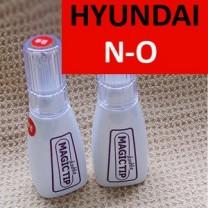 [VShield] HYUNDAI - Magic Tip Double Touch Up Car Paint (N-O)