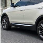 [MOBIS] Hyundai Santa Fe DM - Side Door Chrome Garnish Set