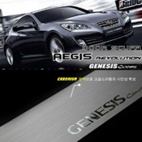 [AEGIS] Hyundai Genesis Coupe - Super Deluxe BNG304 Stainless Doorscuff