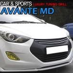 [CAR & SPORTS] Hyundai Avante MD - Euro Style Luxury Tuning Grille