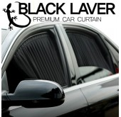 [BLACK LABEL] Hyundai Grand Starex - Premium Curtain Set