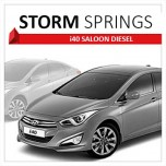 [STORM] Hyundai i40 Saloon Diesel - Lowering Spring Set (4PC)