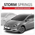 [STORM] Hyundai i40 Saloon Gasoline - Lowering Spring Set (4PC)